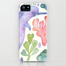 Sea Life iPhone Case