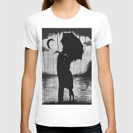 Meeting two hearts T-shirt