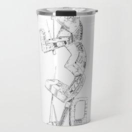 The Tower of Wars Travel Mug