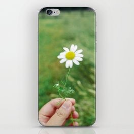 daisy iPhone Skin