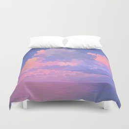 Candy Sea Duvet Cover