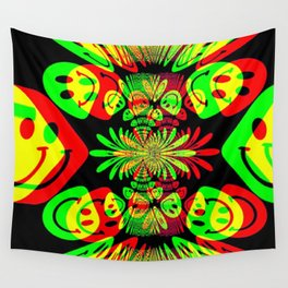 The Reggae Zone Wall Tapestry