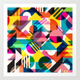 Multiply Art Print