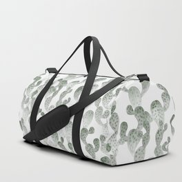 TRYPOPHOBIA, cactus pattern by Frank-Joseph Duffle Bag