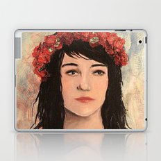 Tea Lady Laptop & iPad Skin