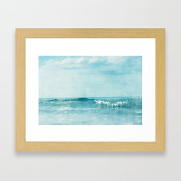 Ocean 2237 Framed Art Print