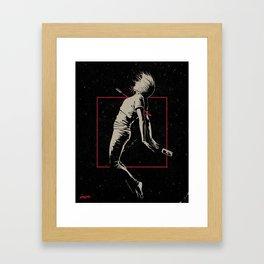 Heartbreak Framed Art Print
