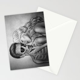Touch Me, Trust Me Stationery Cards