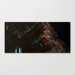 Boxes of Japan Canvas Print
