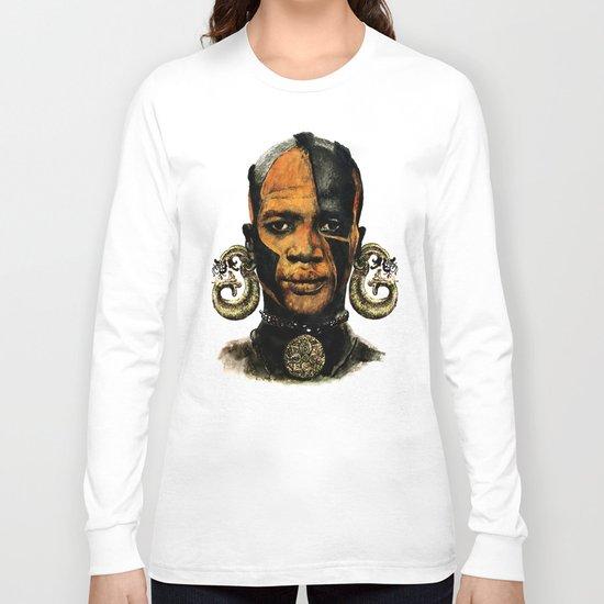 Man AFRICAN Long Sleeve T-shirt