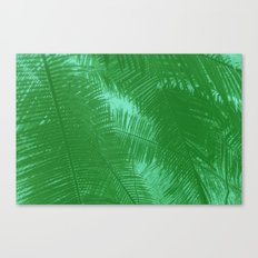 Tropic Vibes Canvas Print