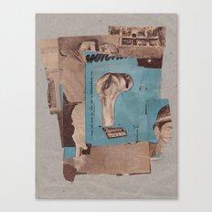 Jugend + Technik Canvas Print