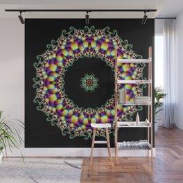 Amazing Mandala Wall Mural