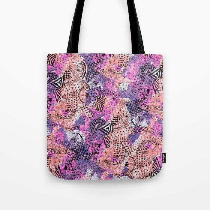 Carnival Song Tote Bag