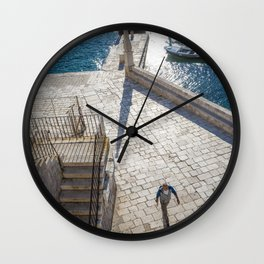 Hvar 1.0 Wall Clock