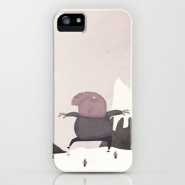 pestiferous gum trees  iPhone Case