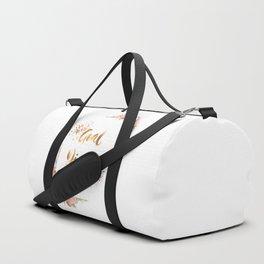 Goal Digger Duffle Bag