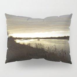 Along the North Platte River, Nebraska Pillow Sham