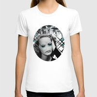 sad T-shirts featuring sad by Rosa Picnic