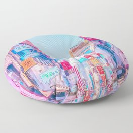 Anime Seoul Floor Pillow