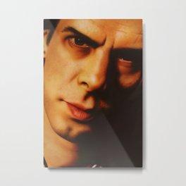 Nick Cave  Metal Print