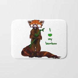 I love my bamboo (tablet) Bath Mat