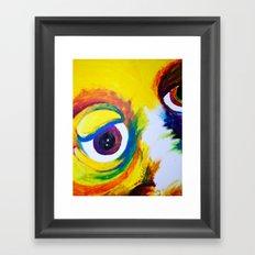 Lenny Framed Art Print