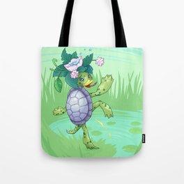 Mischievous Kappa Tote Bag