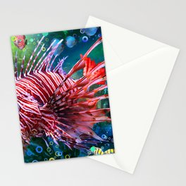Lion of Zion Stationery Cards