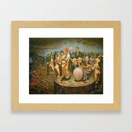 """Westward Ho"" Framed Art Print"
