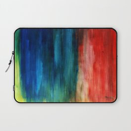 Spring Yeah! - Abstract paint 1 Laptop Sleeve