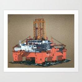 West Phoenix Art Print