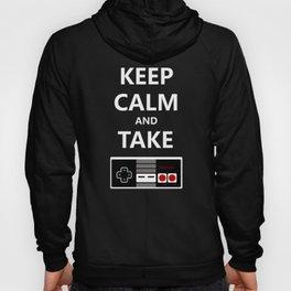 Keep Calm and Take Control Hoody