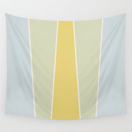 Soft Vintage Color Block Wall Tapestry