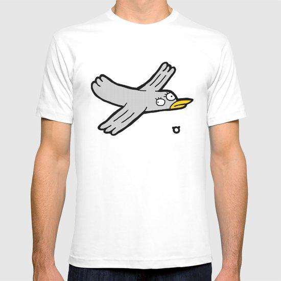 003_bird T-shirt