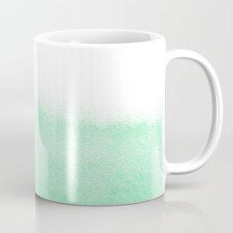 Mint watercolor Coffee Mug
