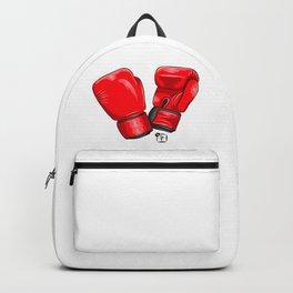 Boxing Gloves Backpack