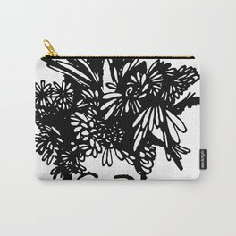 Disguised Garden from Changing the Lines Carry-All Pouch