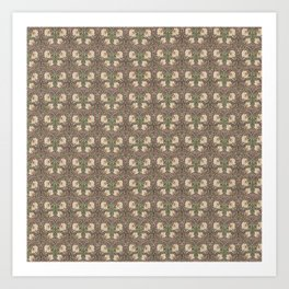 William Morris Pimpernel Art Print