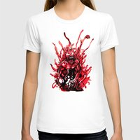 carnage T-shirts featuring Carnage watercolor by Noel Castillo