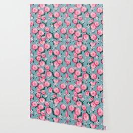 Spring Floral Dream #3 #decor #art #society6 Wallpaper