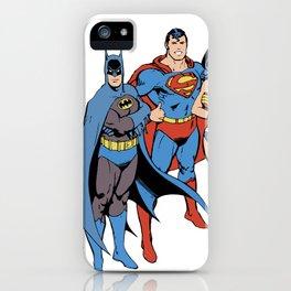 Justice Trio iPhone Case