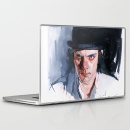 Malcolm McDowell Laptop & iPad Skin
