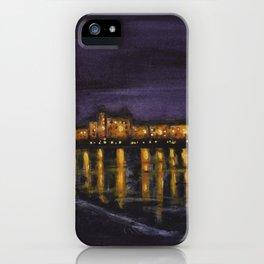 Night in Prague iPhone Case