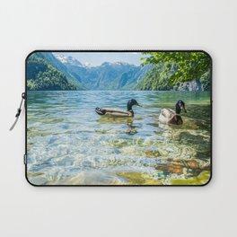 Schönau am Königssee Berchtesgaden National Park Germany Ultra HD Laptop Sleeve