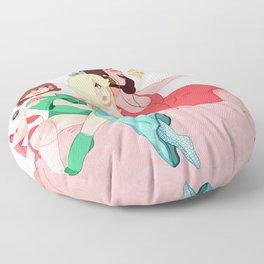 Mario Girls Floor Pillow