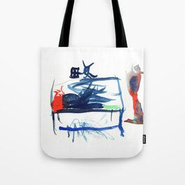 Coffee cup on Table by Gavin Tote Bag