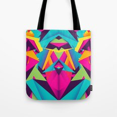 Friendly Color Tote Bag