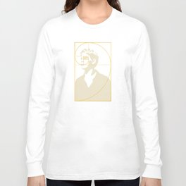 Stay Gold, Ponyboy Long Sleeve T-shirt
