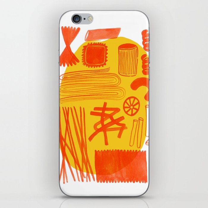 Pasta Soul iPhone Skin